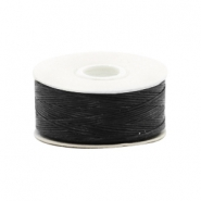 Beadalon filo Nymo diametro 0,3 mm nero