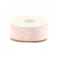 Beadalon filo Nymo diametro 0,3 mm rosa